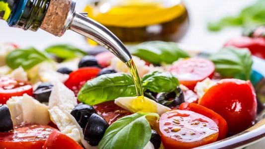 Cervello più giovane con la dieta mediterranea
