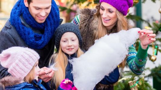 Terme di Comano: weekend natalizi per i bambini