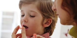 L'omeopatia contro i malanni di stagione dei bambini