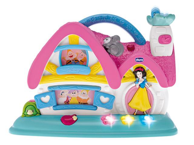 Cottage musicale di Biancaneve e i 7 nani – Chicco Disney