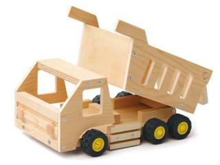 Camion Kit fai da te – Red Toolbox L'Orsomago