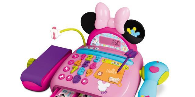 Registratore di cassa di Minnie – IMC Toys per Disney
