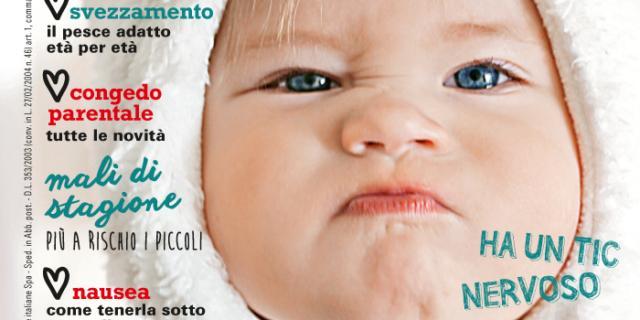 In edicola dal 9 Gennaio il nuovo numero di Bimbisani & belli di Febbraio
