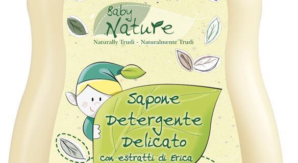 Sapone Detergente Delicato – Trudi Baby Nature