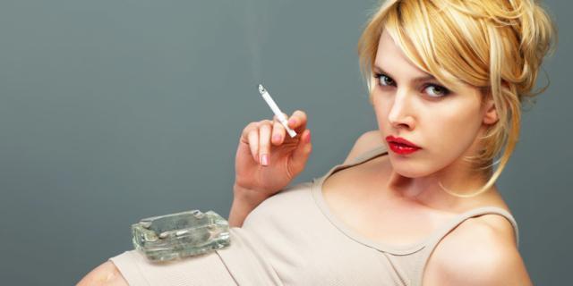 Fumo in gravidanza rimane nel bimbo per anni