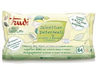 Salviettine detergenti – Trudi Baby Nature