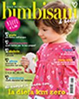 In edicola dal 10 Febbraio il nuovo numero di Bimbisani & belli di Marzo