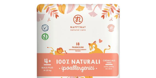 Pannolini naturali Maxi Plus – Nappynat