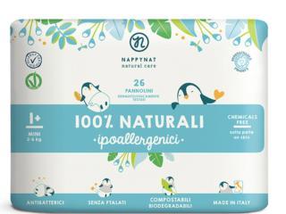 Pannolini naturali Mini – Nappynat