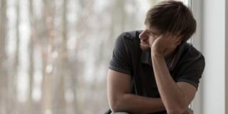 Depressione post partum anche per il papà
