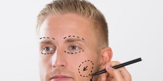 Chirurgia estetica maschile: è boom!