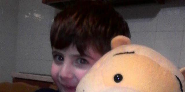 Daniel (e Winnie) bimbo del giorno