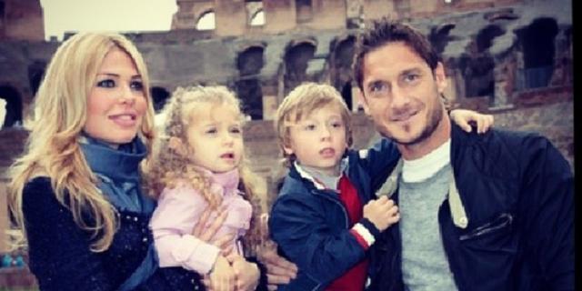 Fiocco rosa in casa Totti: è nata Isabel