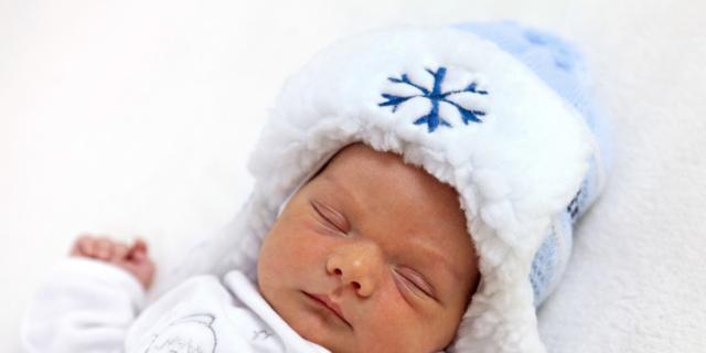 Polmoni: più a rischio i bimbi nati in inverno