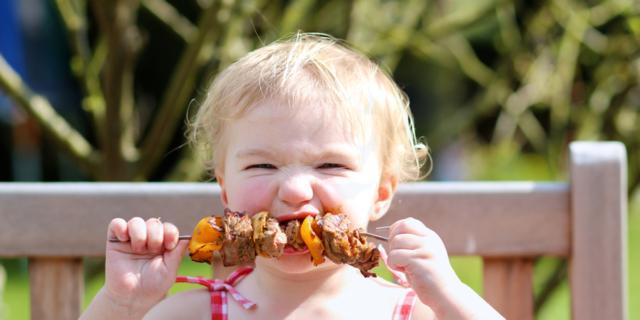 Dieta iperproteica non è adatta ai bambini