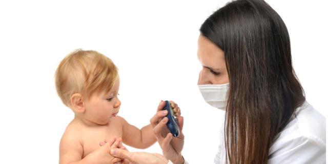 Diabete: da non sottovalutare i rischi per i bambini