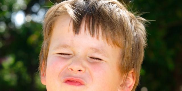 Congiuntiviti allergiche nei bambini: attenzione alla Vernal