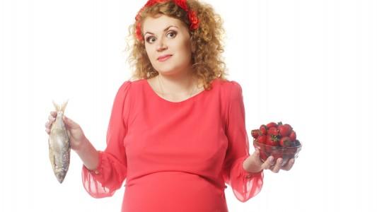 (Troppo) pesce in gravidanza: bimbi a rischio obesità?