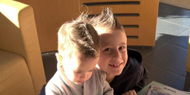 Samuel e Thomas sono i bimbi del giorno