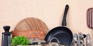 Cucina sicura: che cosa evitare