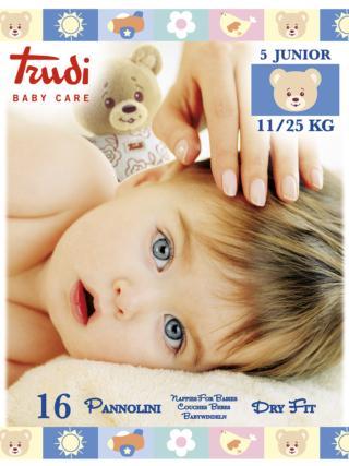 Dry Fit Trudi Baby Care – Silc