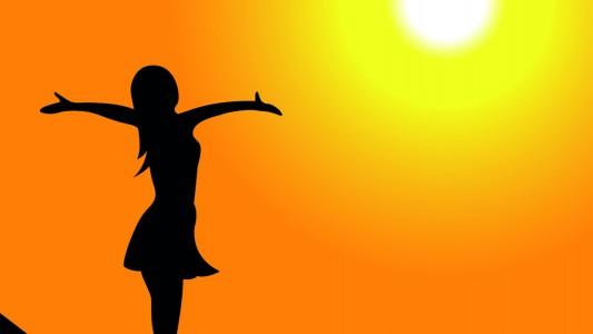 Stare al sole allunga la vita (delle donne)