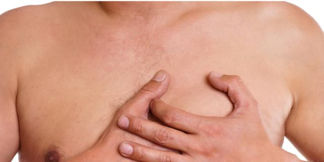 Tumore alla mammella: esiste anche nei maschi?