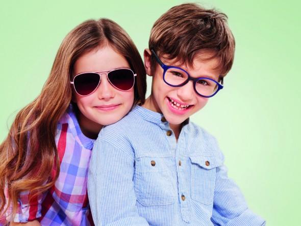 Bambini: occhio al sole!