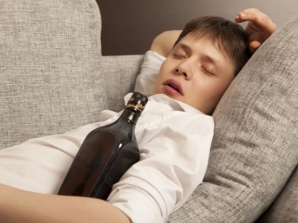 Un'app contro il binge drinking
