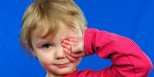 Congiuntivite: bambini a rischio per colpa dell'inquinamento