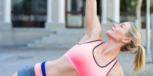 Tumore al seno: lo sport riduce il rischio