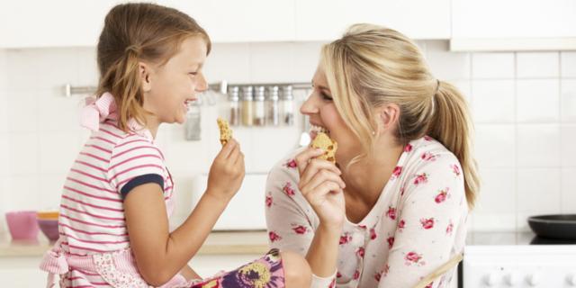 Alimentazione dei figli: mamme rimandate a settembre