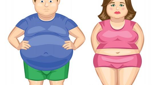 Obesità: raddoppiata nelle donne e triplicata negli uomini