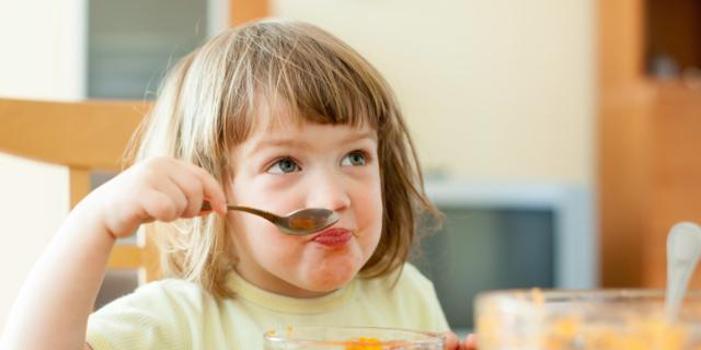 Dieta vegana: attenzione ai bambini