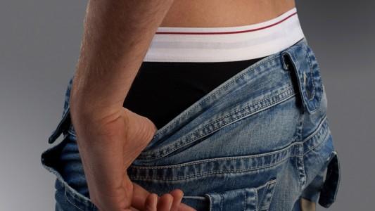 Biancheria stretta minaccia la fertilità maschile
