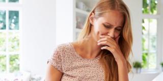 Nausea e alterazione del gusto e dell'olfatto