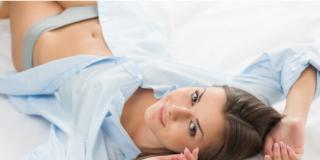 Rimanere incinta: inutile stare sdraiate dopo il rapporto