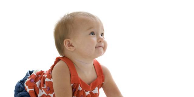 A 8 mesi il bebè ha già le idee chiare!