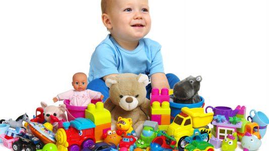 Giochi per bambini: differenze di genere già prima dell'anno