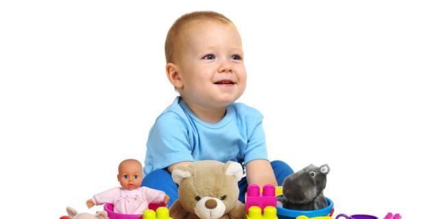 Primo anno del neonato il suo sviluppo bimbisani e belli for Giochi per bambini di un anno