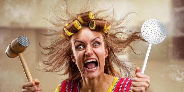 La rabbia fa male alla salute… delle donne