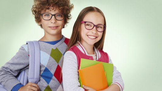 Back to school: occhio alla vista