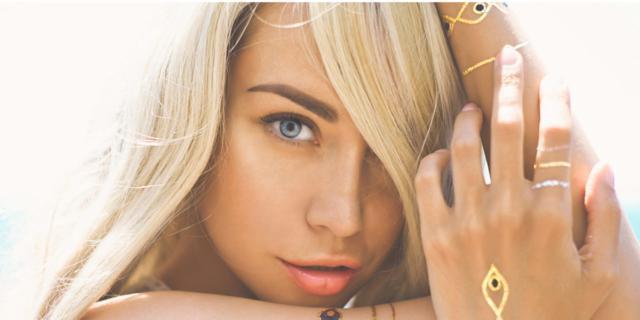 Eczema su un trattamento di faccia da unguento