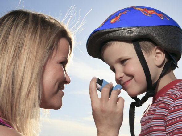 Bimbi asmatici: possono fare sport?