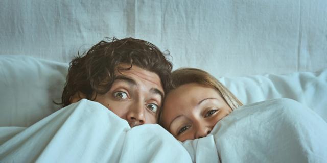 Italiani a letto: poco trasgressivi