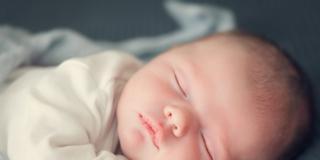 Asma e allergie: primi segnali nell'intestino dei neonati