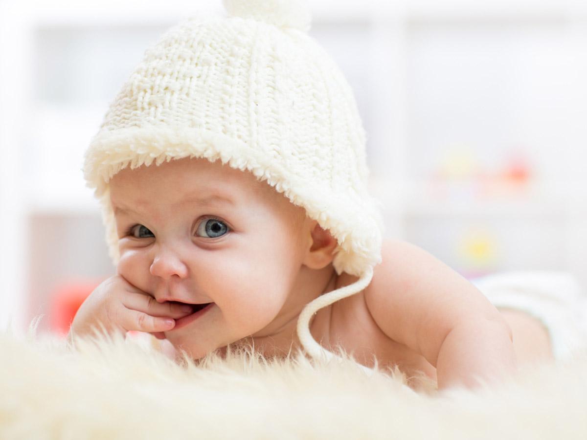 I vagiti dei neonati non sono tutti uguali bimbi sani e