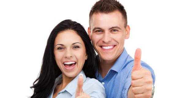 Un partner felice… fa bene alla salute