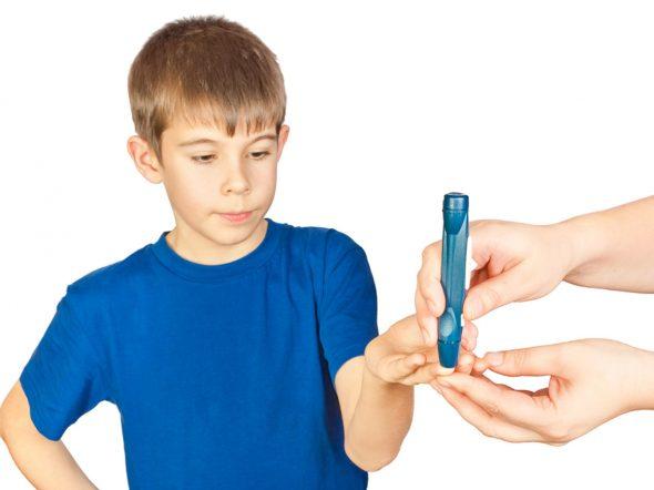 Diabete 1: un termometro prevede le complicanze
