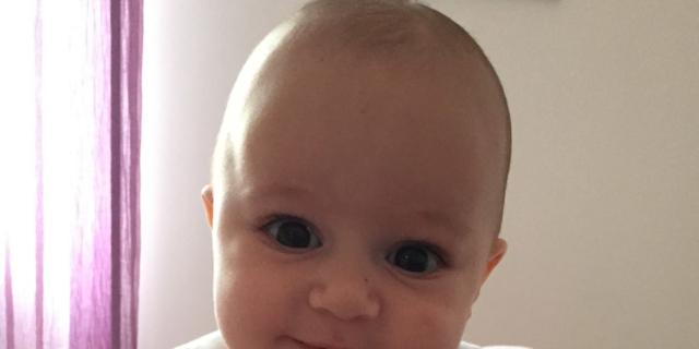 Edoardo è il bimbo del giorno
